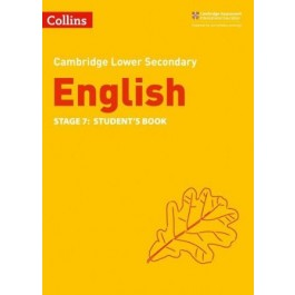 Stage 7 Cambridge Lower Secondary English - Student's Book