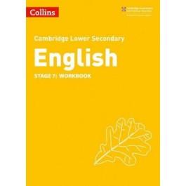 Stage 7 Cambridge Lower Secondary English - Workbook
