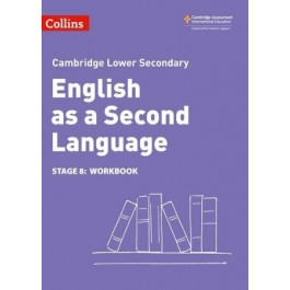 Stage 8 Cambridge Lower Secondary English as a Second Language - Workbook