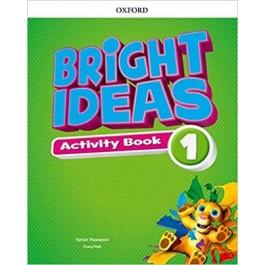ACT BK 1 BRIGHT IDEAS W ONLINE PRACT '18