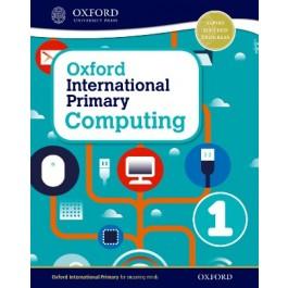 Student Book 1 - Oxford International Primary Computing