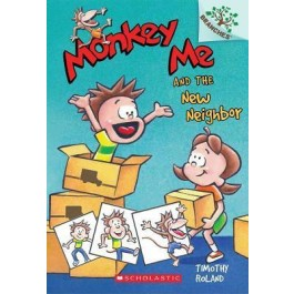 MONKEY ME #03: MONKEY ME AND THE NEW NEIGHBOR