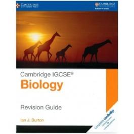 Cambridge IGCSE Biology Revision Guide