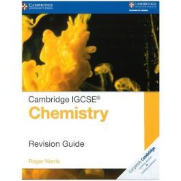 Cambridge IGCSE Chemistry Revision Guide