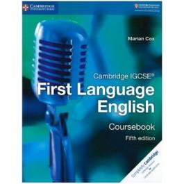 Cambridge IGCSE (R) First Language English Coursebook
