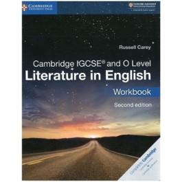 Cambridge IGCSE (R) and O Level Literature in English Workbook