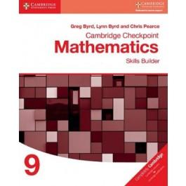 Cambridge Checkpoint Mathematics Skills Builder Workbook 9