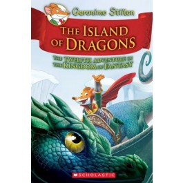 GS THE KINGDOM OF FANTASY 12: ISLAND OF DRAGONS (HC)