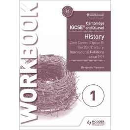 Cambridge IGCSE and O Level History Workbook 1