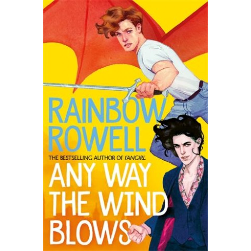 Simon Snow #03: Any Way the Wind Blows