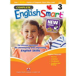Grade 3 Complete English Smart - New Edition plus Online Audio Clips