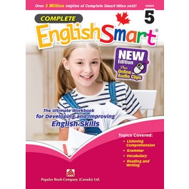 Grade 5 Complete English Smart - New Edition plus Online Audio Clips