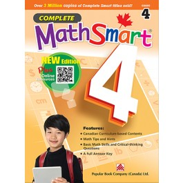 Grade 4 Complete Math Smart - New Edition plus Online REsources