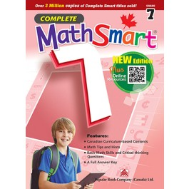 Grade 7 Complete Math Smart - New Edition plus Online REsources