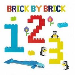Brick By Brick: 123