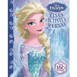 Disney Frozen Activity Journal