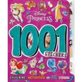 Disney Princess 1001 Stickers
