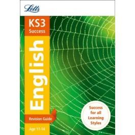 KS3 ENGLISH REVISION GUIDE '15