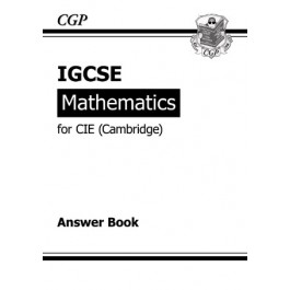 IGCSE Maths for CIE Answers for Wbk 1ED
