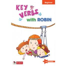 KEY VERBS WITH ROBIN (BEGINNER)