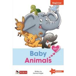 Baby Animals Set 1
