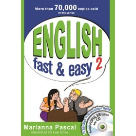 ENGLISH FAST & EASY 2 WITH CD (COEDITION)