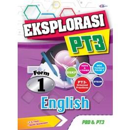 TINGKATAN 1 EKSPLORASI PT3 ENGLISH