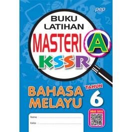 Tahun 6 Buku Latihan Masteri A Bahasa Melayu