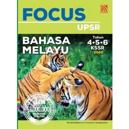 UPSR Focus SK Bahasa Malayu