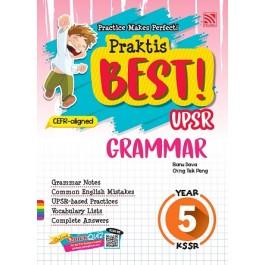 Tahun 5 Praktis BEST! UPSR Grammar