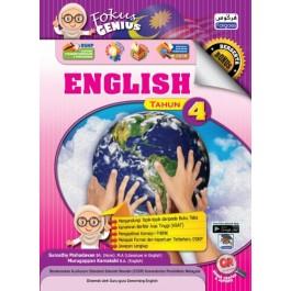 Tahun 4 Fokus Genius English