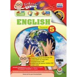 Tahun 5 Fokus Genius English