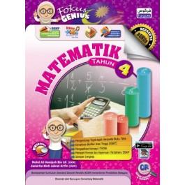 Tahun 4 Fokus Genius Matematik