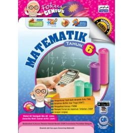 Tahun 6 Fokus Genius Matematik