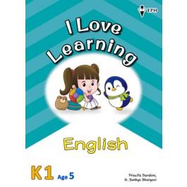 K1 I Love Learning English