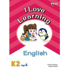 K2 I Love Learning English