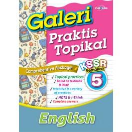 Tahun 5 Galeri Praktis Topikal English