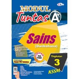 TINGKATAN 3 MODUL TUNTAS A+ SAINS