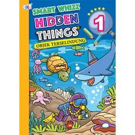 Smart Whizz Hidden Things (Objek Terselindung) - Book 1