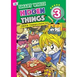 Smart Whizz Hidden Things (Objek Terselindung) - Book 3