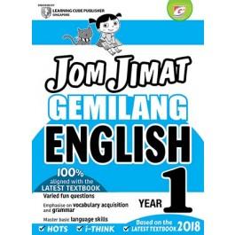 Tahun 1 Jom Jimat CEFR English SK