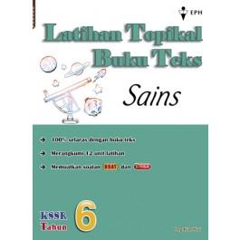 Primary 6 Latihan Topikal Buku Teks Sains