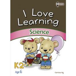 I Love Learning Science K2