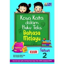 Tahun 2 Kosa Kata Dalam Buku Teks Bahasa Melayu