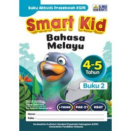 SMART KID BAHASA MELAYU BUKU 2(4-5 TAHUN)