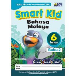 SMART KID BAHASA MELAYU BUKU 2(6 TAHUN)