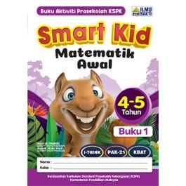 SMART KID MATEMATIK BUKU 1(4-5 TAHUN)