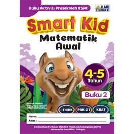 SMART KID MATEMATIK BUKU 2(4-5 TAHUN)