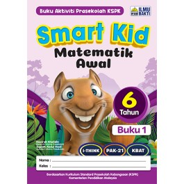 SMART KID MATEMATIK BUKU 1(6 TAHUN)