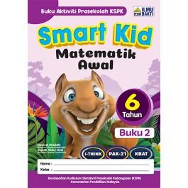 SMART KID MATEMATIK BUKU 2(6 TAHUN)
